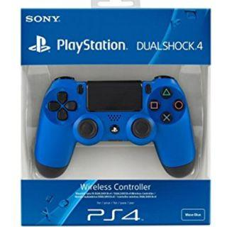 BRAND NEW With Sony Warranty Blue PlayStation 4 PS4 Wireless Controller Play Station For Console Fat Slim Pro