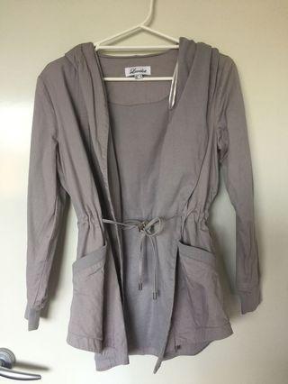 Luvalot grey jacket #swapau