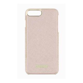 "Kate Spade Saffiano Case (iPhone 8/7/6S/6 4.7"") Rose Gold"