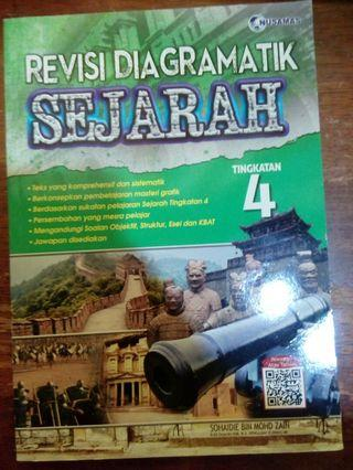 Revisi Diagramatik Sejarah T4&5