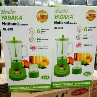 Blender Yasaka national quality