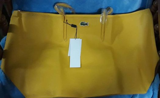 6bce726b67 lacoste bag used | Bags & Wallets | Carousell Philippines