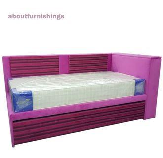 Single Bed + Pullout bed  Frame-sz332f