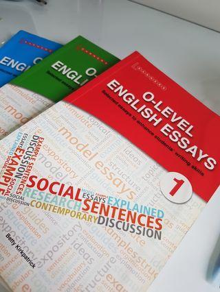 🚚 English Essays