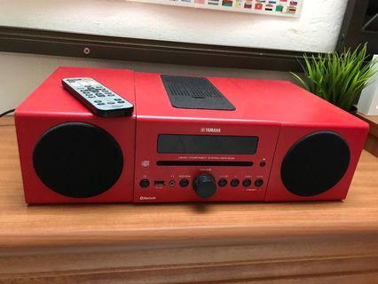 🚚 Yamaha audio player