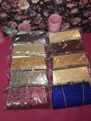 BRAND NEW SPARKLY PURSES FOR GIRLS AGES 7-13