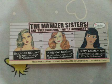 The Balm Manizer Sisters