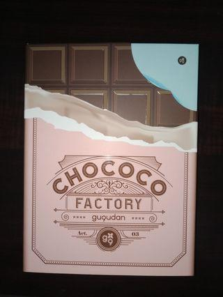 [WTS] Gugudan Chococo Factory Album