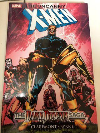 The Uncanny X-men - The Dark Phoenix Saga marvel comics