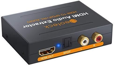 🚚 HDMI Audio Extractor