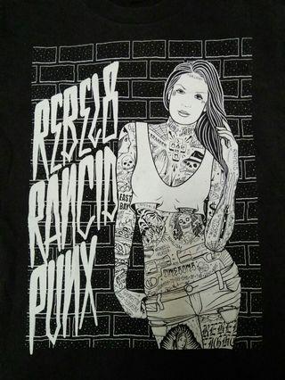 Tshirt Punk