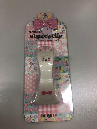 Swimmer 草泥馬fake eyelash holder