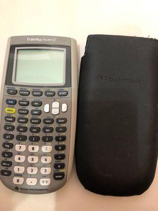 Graphic Calculator - Texas Instruments
