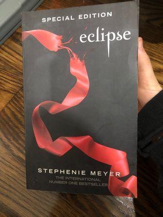 Eclipse -Stephanie meyer