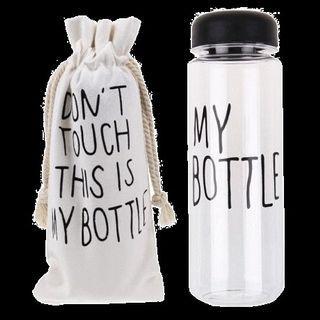 My Bottle Water Bottle