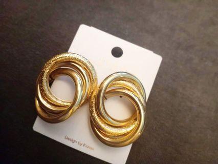 M2 fashion Earrings