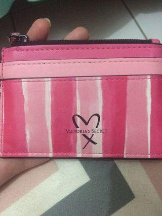 card holder victoria's secret