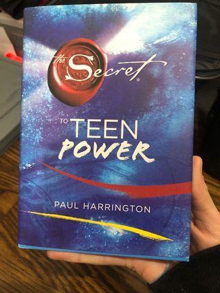 The secret to teen power-Paul harrington