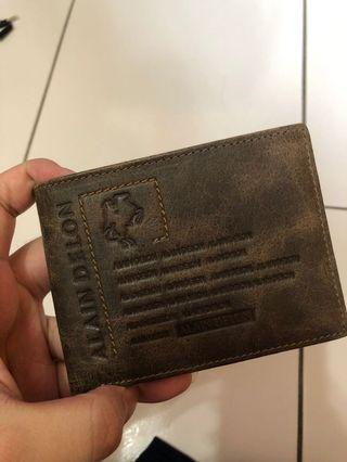 Alain Delon Wallet (brown)