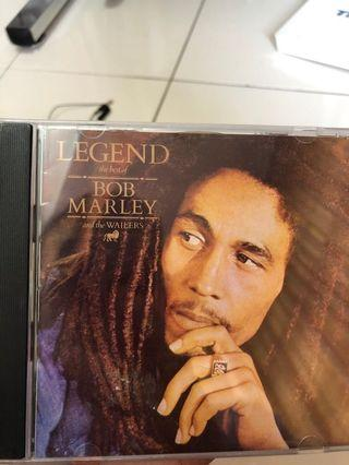 BOB MARLEY - legend the best of bob Marley and the Walters