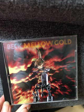 BECK MELLOW GOLD - FREE earphone