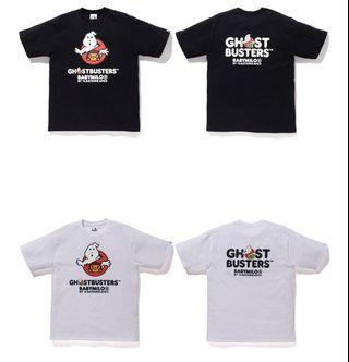 Bape x ghostbusters baby milo tee 2