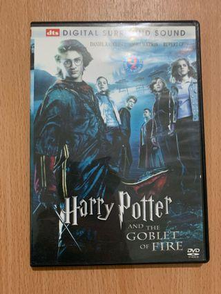 Harry Potter and the Goblet of Fire original Dvd