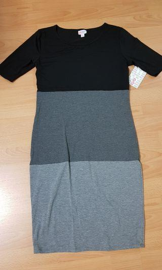Lularoe Julia Colour Block Dress