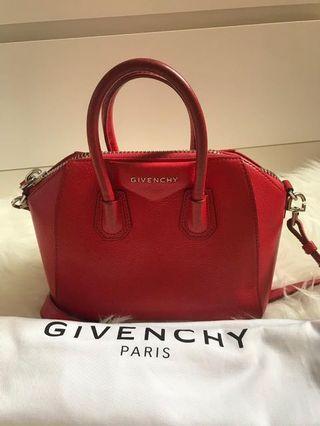 Givenchy Mini Antigona auth 💯