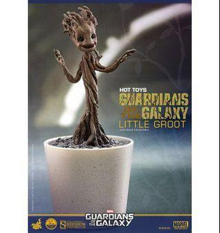 🚚 Marvel Little Groot 1:4 Scale Figure