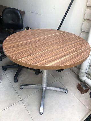 Meja Bundar bisa untuk apa aja