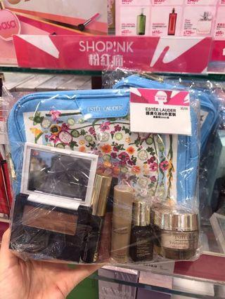 Estee lauder skincare & make up set