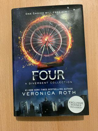 Veronica Roth Four hardcover