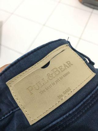 Pull&Bear Donker Pants