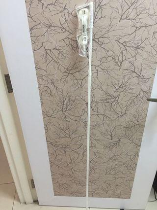 Ikea curtain rod