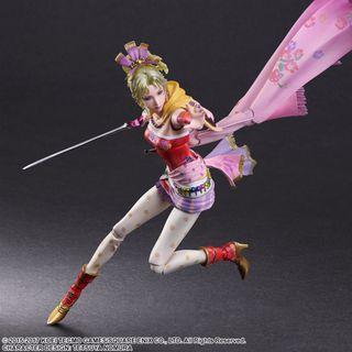 Play Arts Kai Tina Branford - Dissidia FF - Japan Order