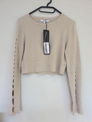 Asilio Crop Knit
