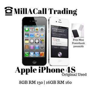 Apple iPhone 4S 8GB/16GB 0177032481