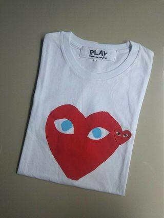 Comme des garcons blue eye by play