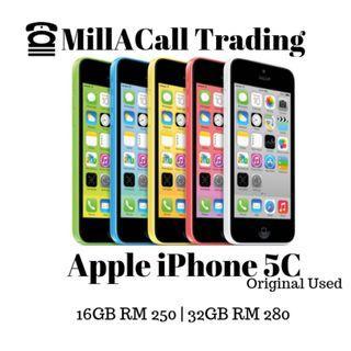 Apple iPhone 5C 16GB/32GB 0177032481