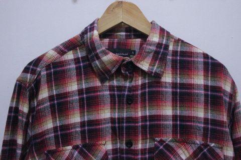 Edwin flannel shirt