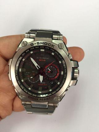 Casio G-Shock Tough Solar MTG-S1000D 5369 男裝手錶