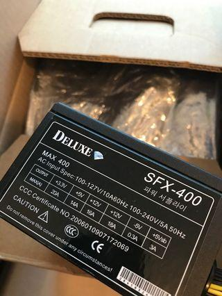舊SFX 400W 電腦火牛 used desktop power supply