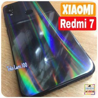 Backscreen Hydrogell Aurora Xiaomi Redmi 7 - Antigores