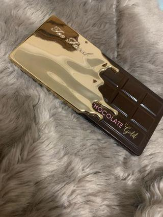Authentic too faced chocolate gold palette