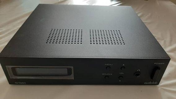 Audiolab Q-Dac Dac