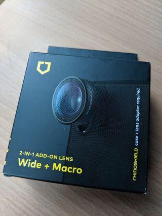 Rhinoshield Wide +Macro Lens
