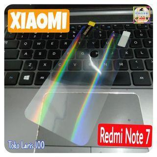 Backscreen Hydrogell Aurora Xiaomi Redmi Note 7 - Antigores