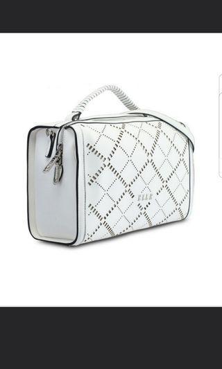 🚚 Elle White Bag