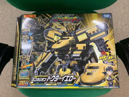 日版 新幹線戰士 DXS11 Doctor Yellow (初回限定)